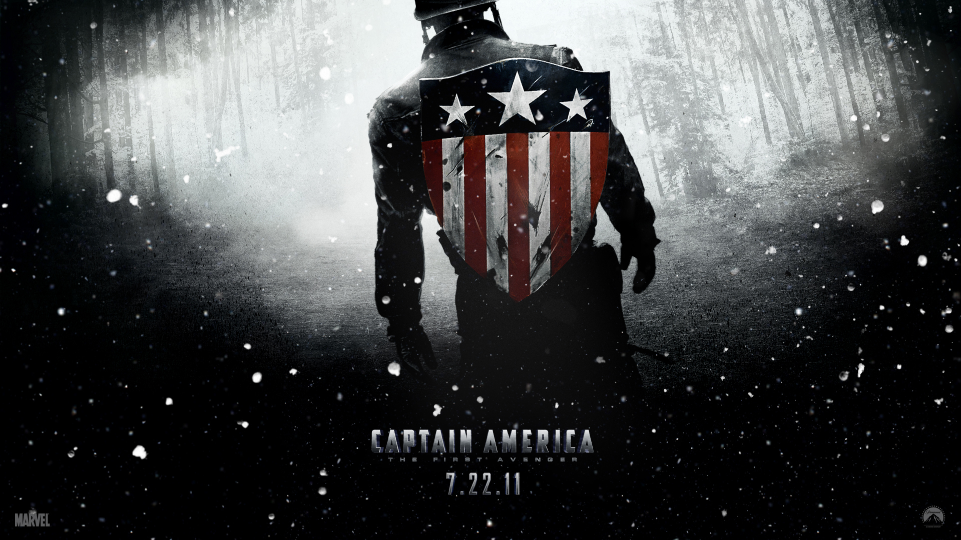 Captain America The First Avenger Wallpapers Pictures Images