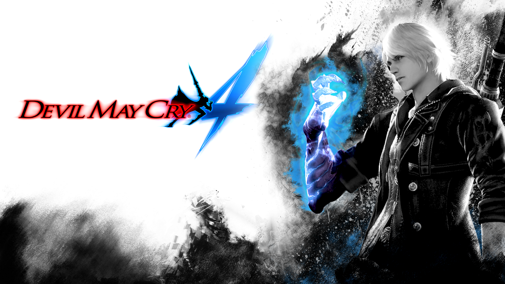 Devil May Cry 4 Wallpapers Pictures Images