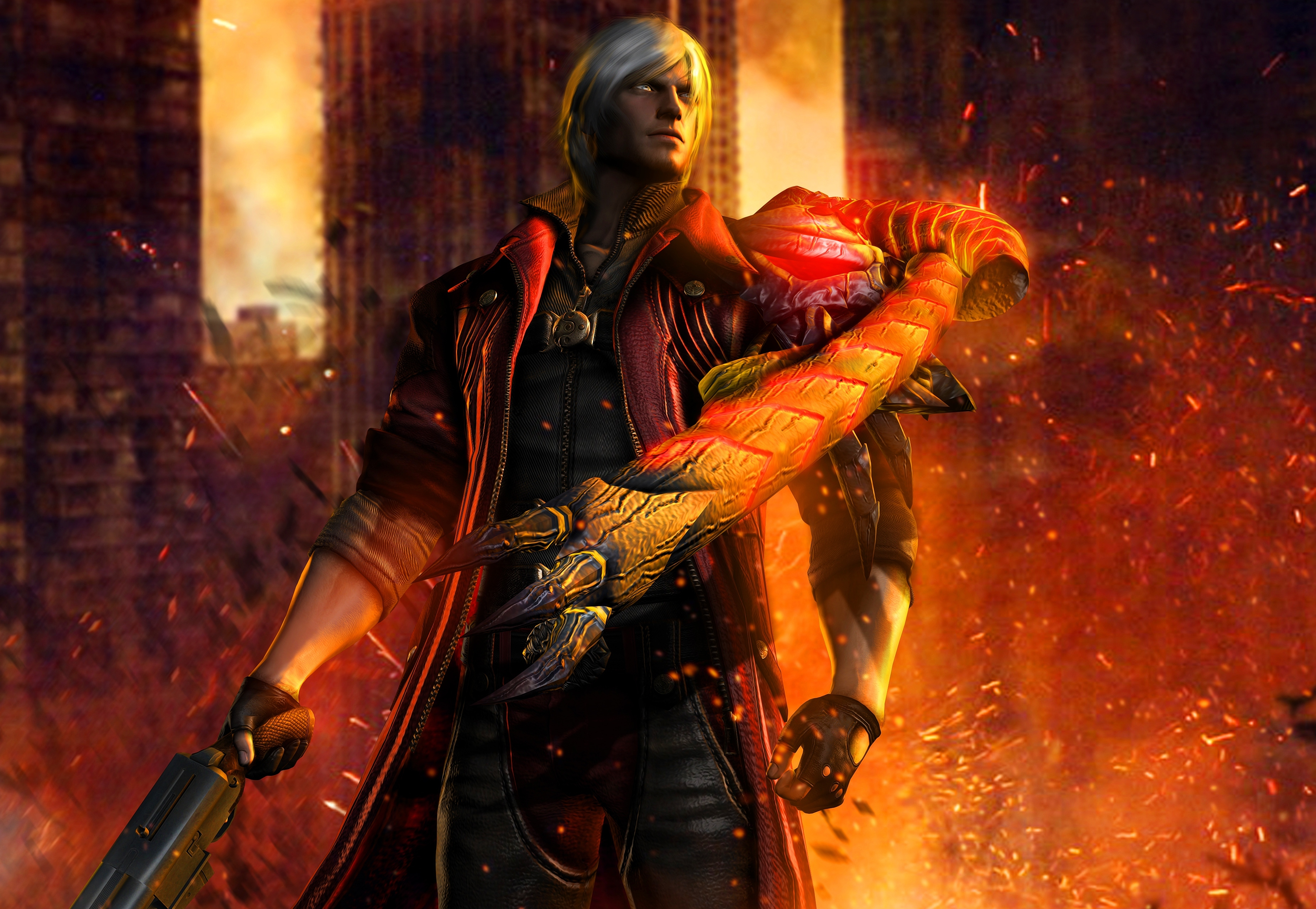 Devil May Cry 4 Wallpapers, Pictures, Images
