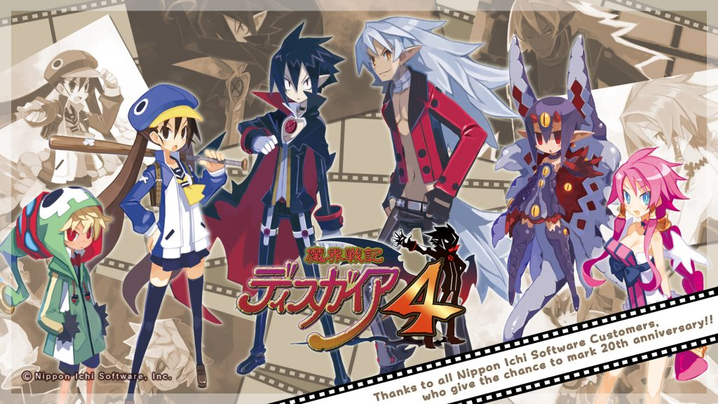 Disgaea Full HD Wallpaper
