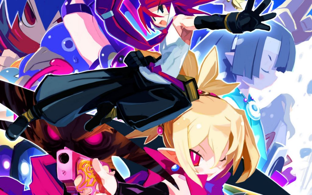 Disgaea Widescreen Wallpaper