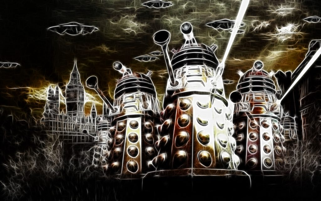 Doctor Who HD Background