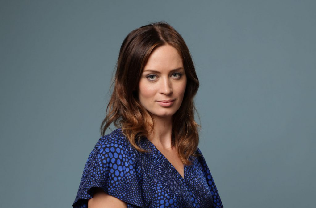 Emily Blunt Background