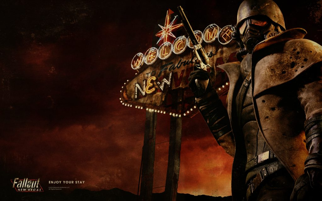 Fallout Widescreen Background