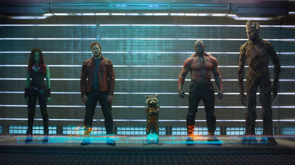 Guardians Of The Galaxy HD Full HD Background
