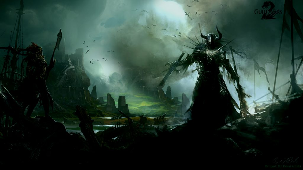 Guild Wars 2 Full HD Background