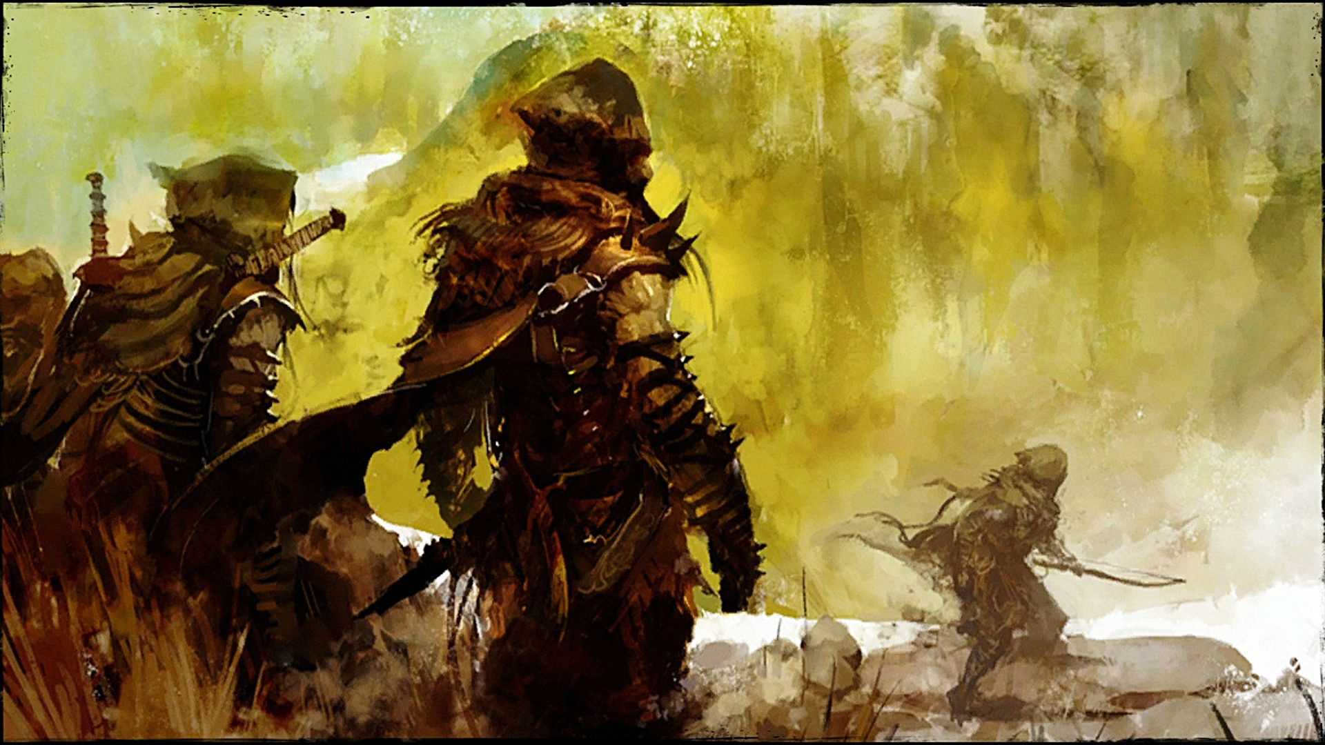 Guild Wars 2 Backgrounds, Pictures, Images