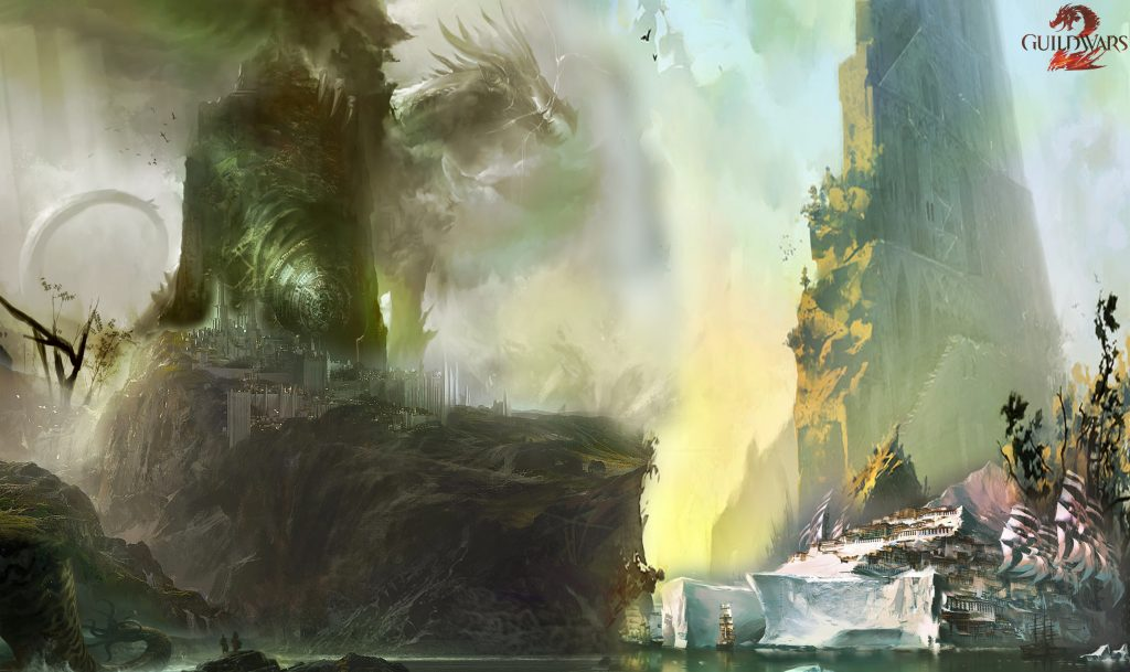 Guild Wars 2 Background