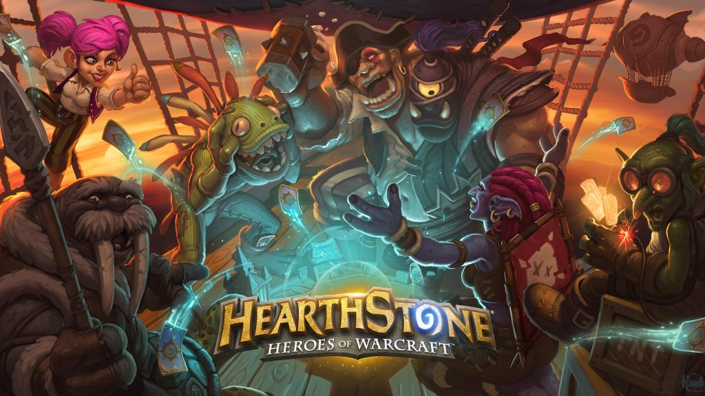Hearthstone: Heroes Of Warcraft HD Quad HD Wallpaper