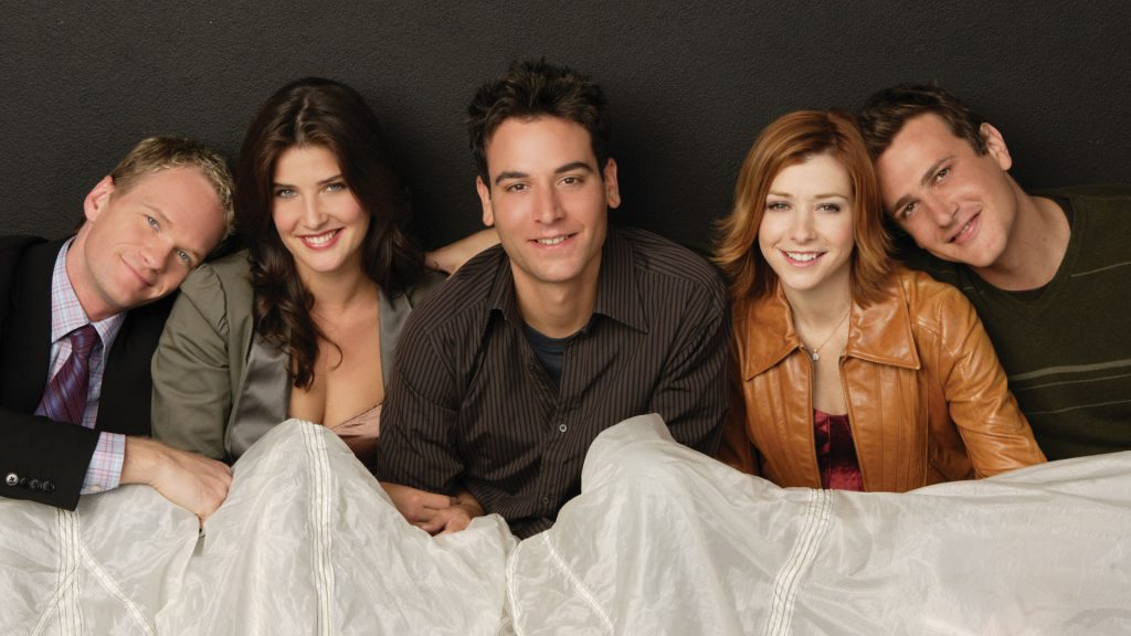 How I Met Your Mother Full HD Background