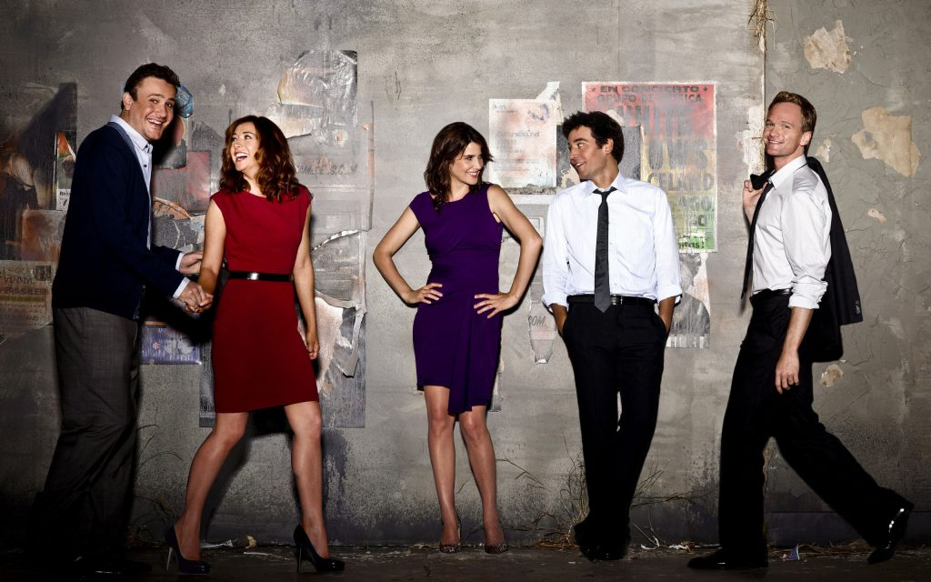 How I Met Your Mother Widescreen Background
