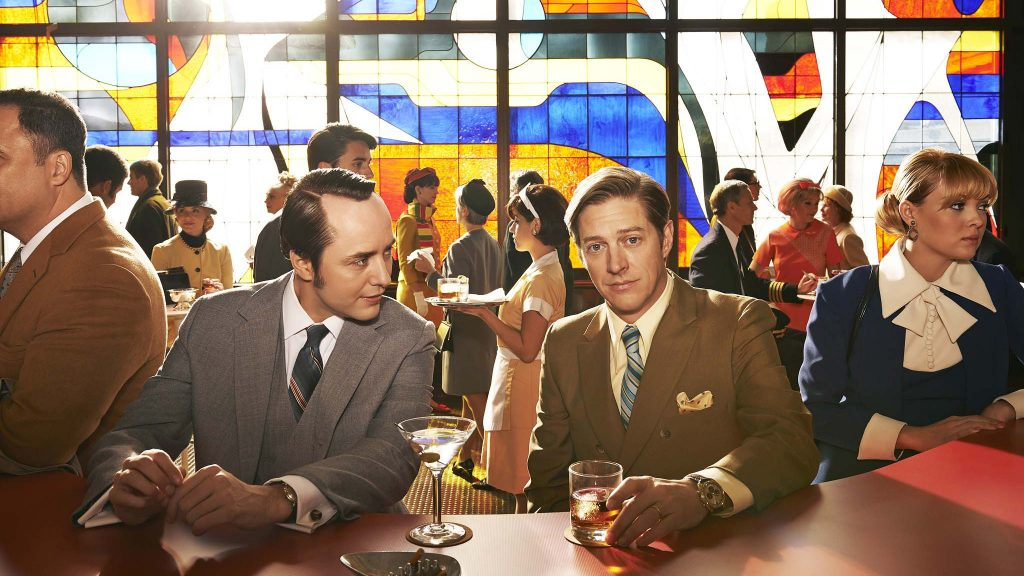 Mad Men Dual Monitor Background