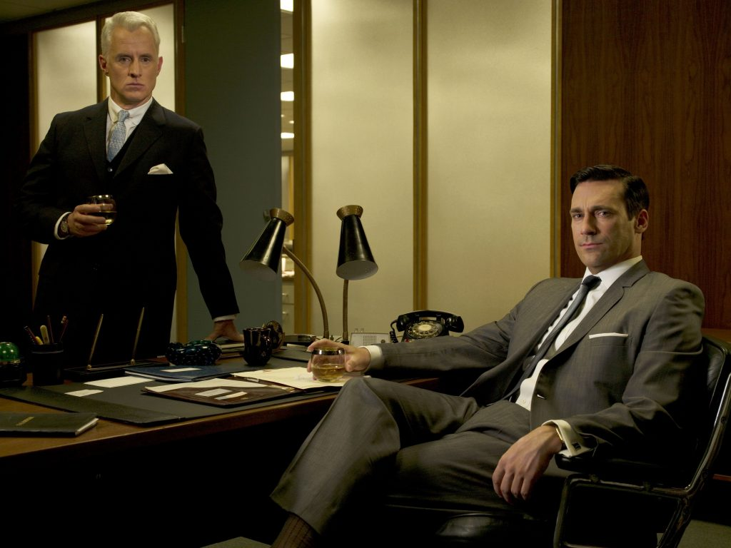 Mad Men Background