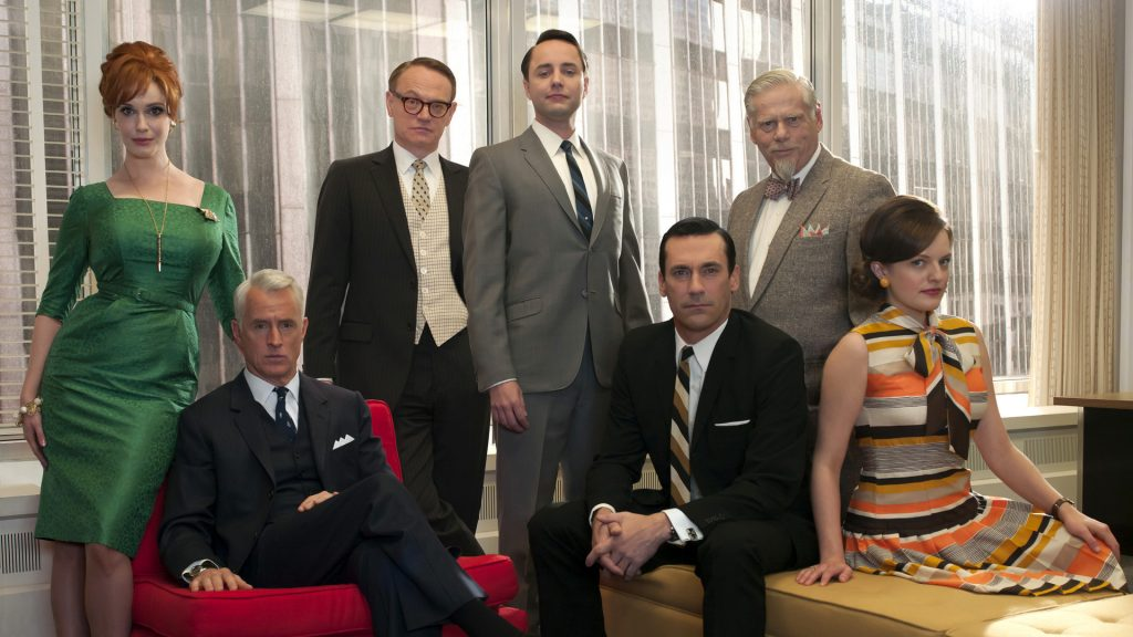 Mad Men Full HD Background