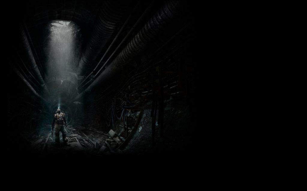 Metro: Last Light Widescreen Wallpaper