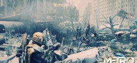 Metro: Last Light Wallpapers