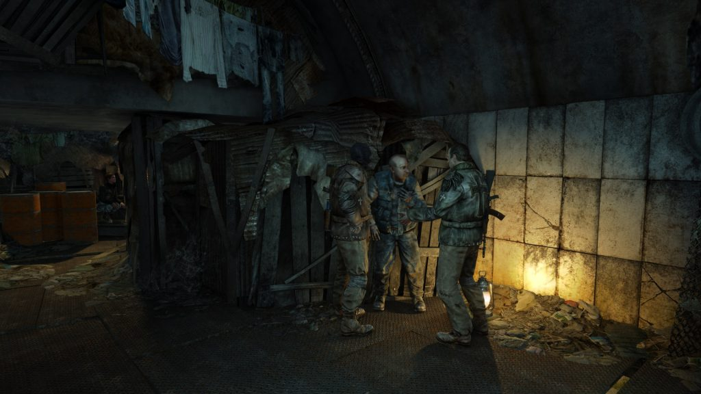 Metro: Last Light Full HD Wallpaper