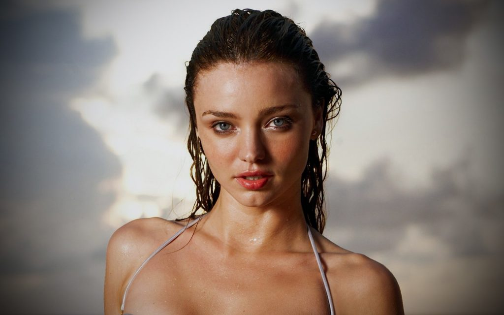 Miranda Kerr HD Widescreen Wallpaper