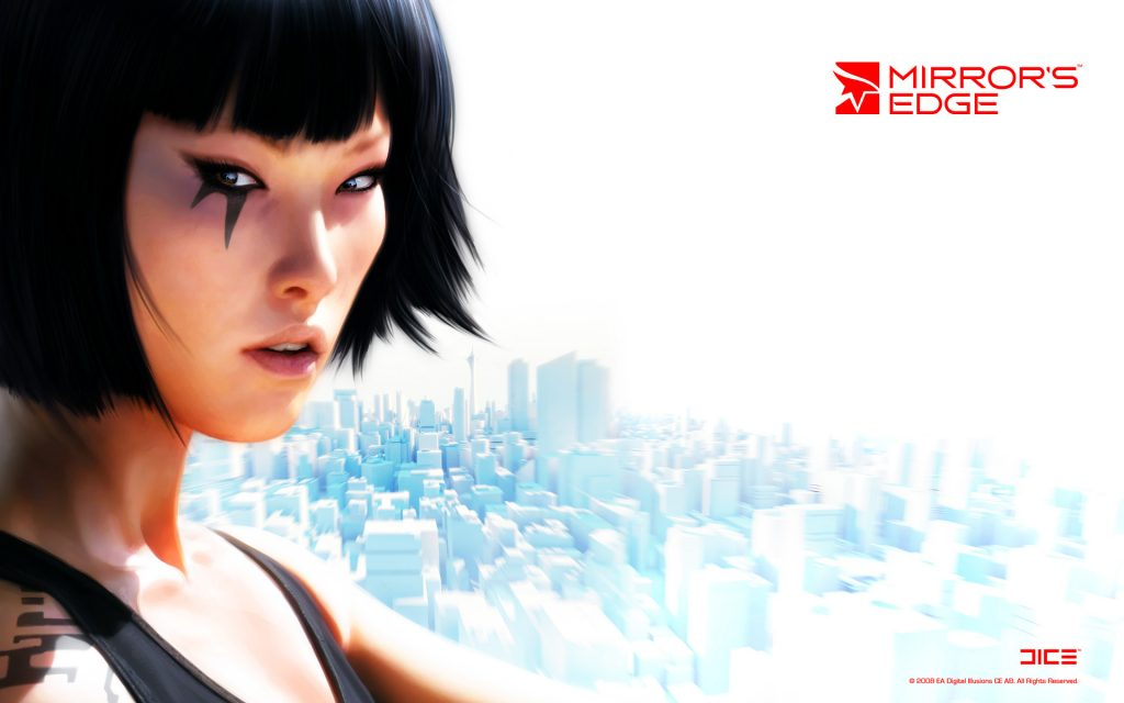 Mirror's Edge HD Widescreen Background