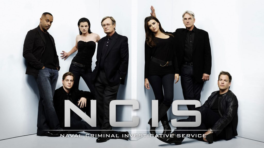 NCIS Full HD Background