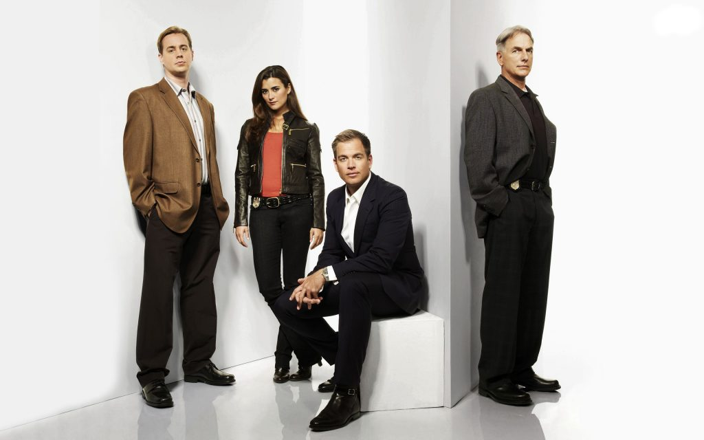 NCIS Widescreen Background