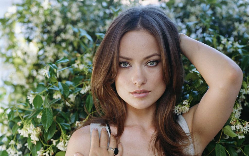 Olivia Wilde HD Widescreen Wallpaper