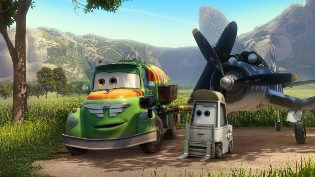 Planes Full HD Wallpaper
