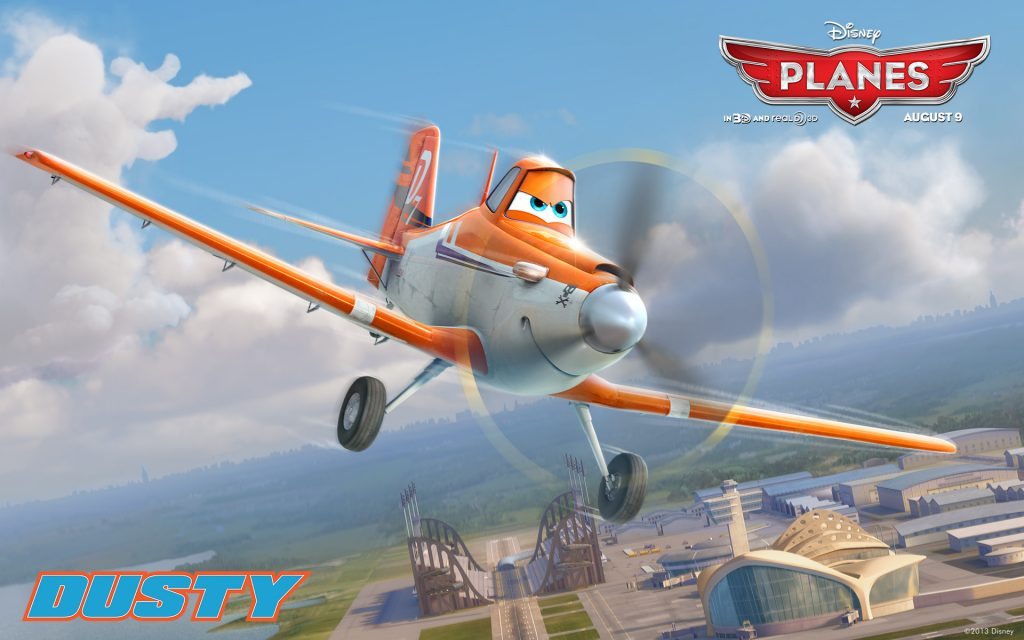 Planes Widescreen Wallpaper