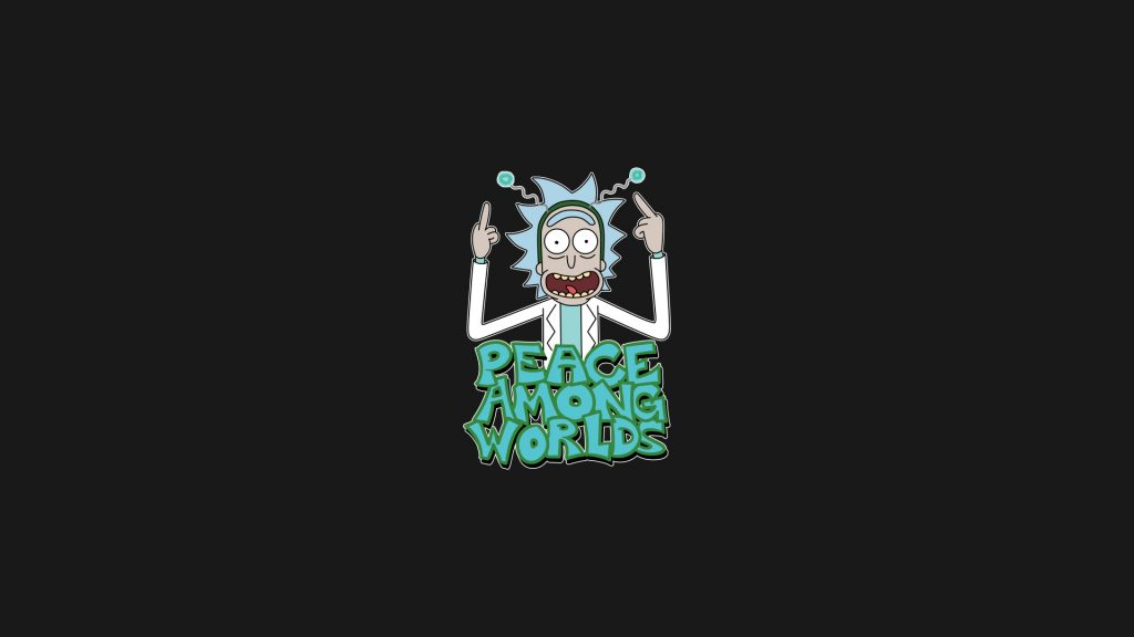Rick And Morty HD Full HD Background