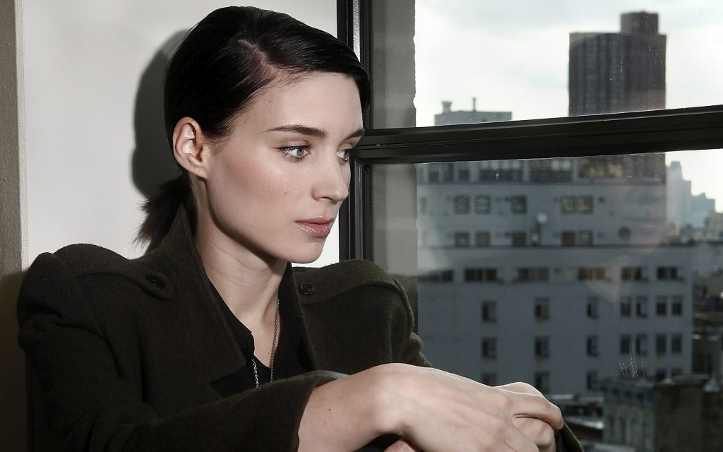 Rooney Mara Widescreen Wallpaper