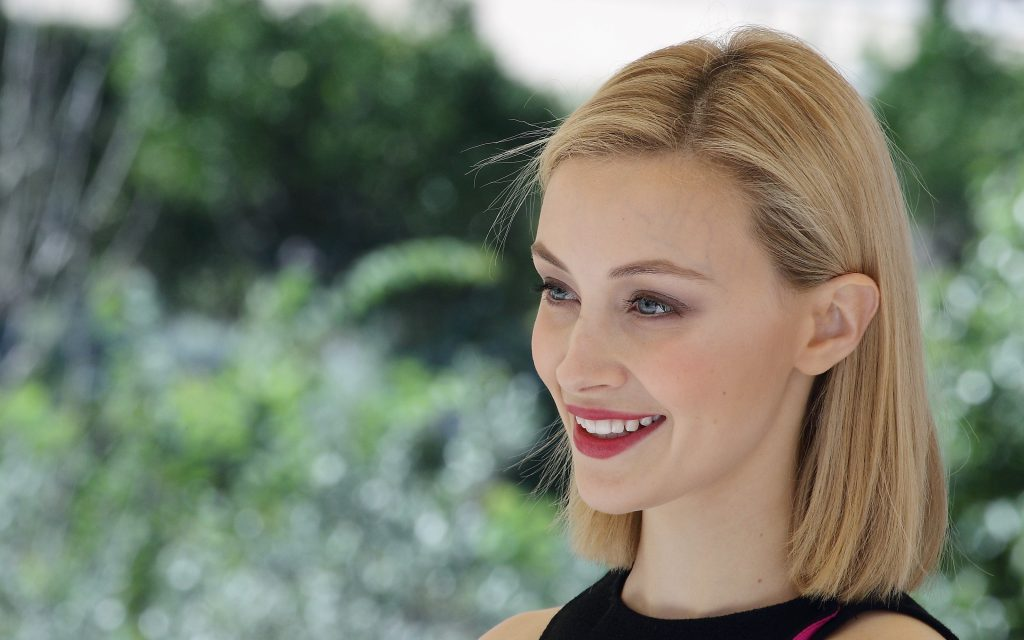 Sarah Gadon Background