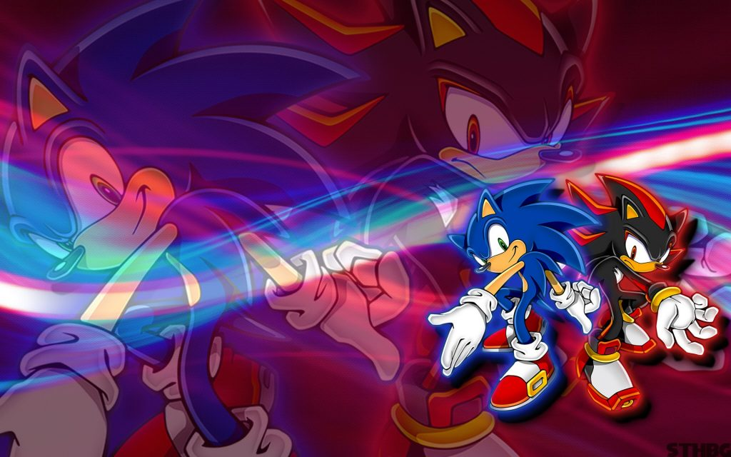 Sonic The Hedgehog HD Widescreen Wallpaper