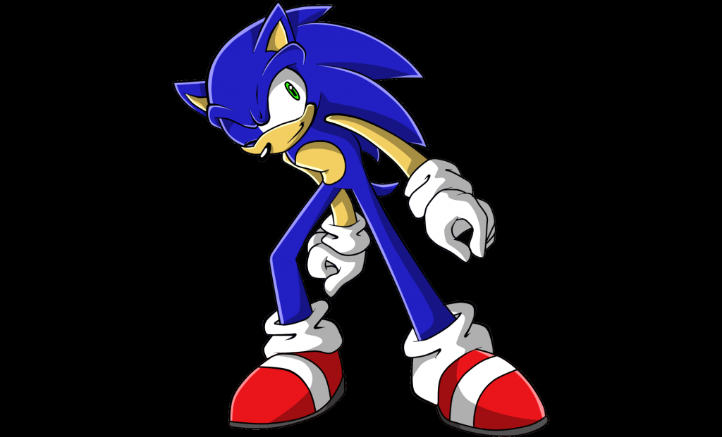 Sonic The Hedgehog HD Wallpaper