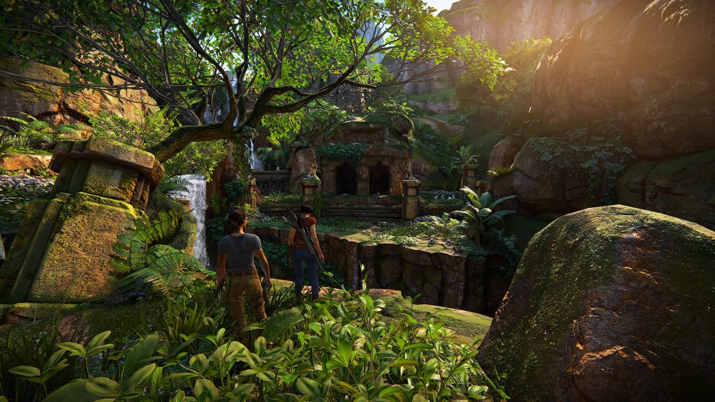 Uncharted: The Lost Legacy 4K UHD Wallpaper