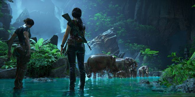 Uncharted: The Lost Legacy Wallpapers