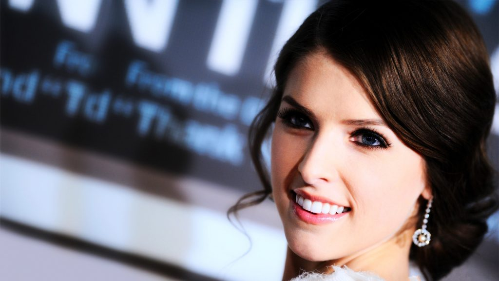 Anna Kendrick Full HD Background