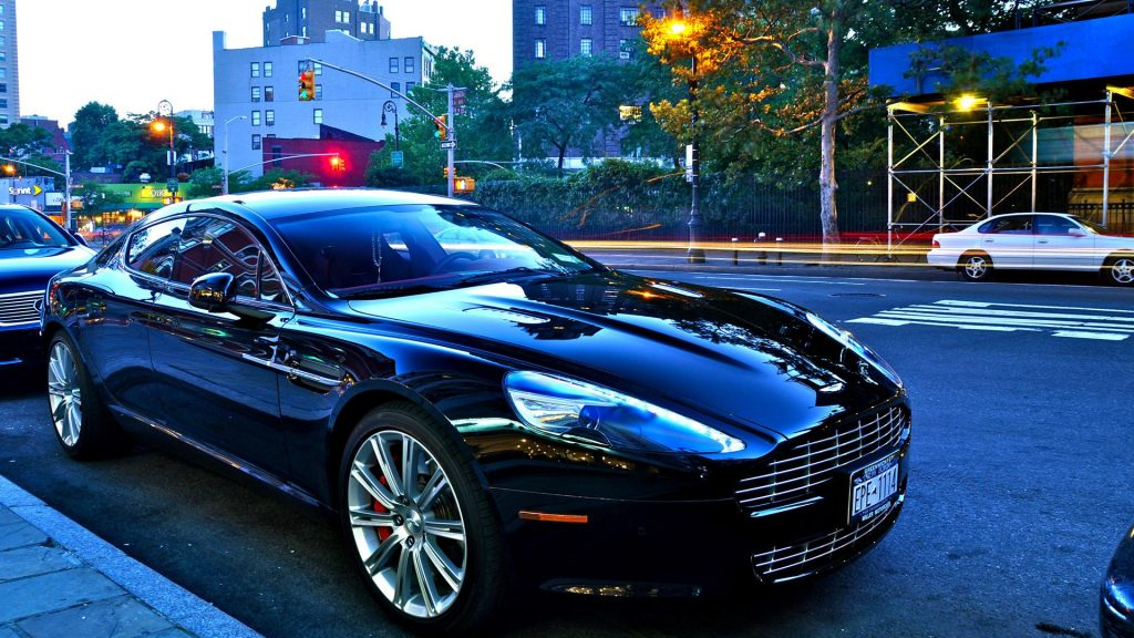 Aston Martin DBS Full HD Wallpaper