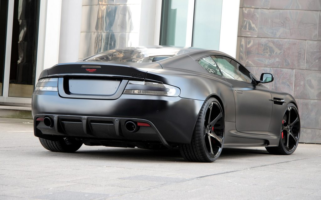 Aston Martin DBS Widescreen Wallpaper