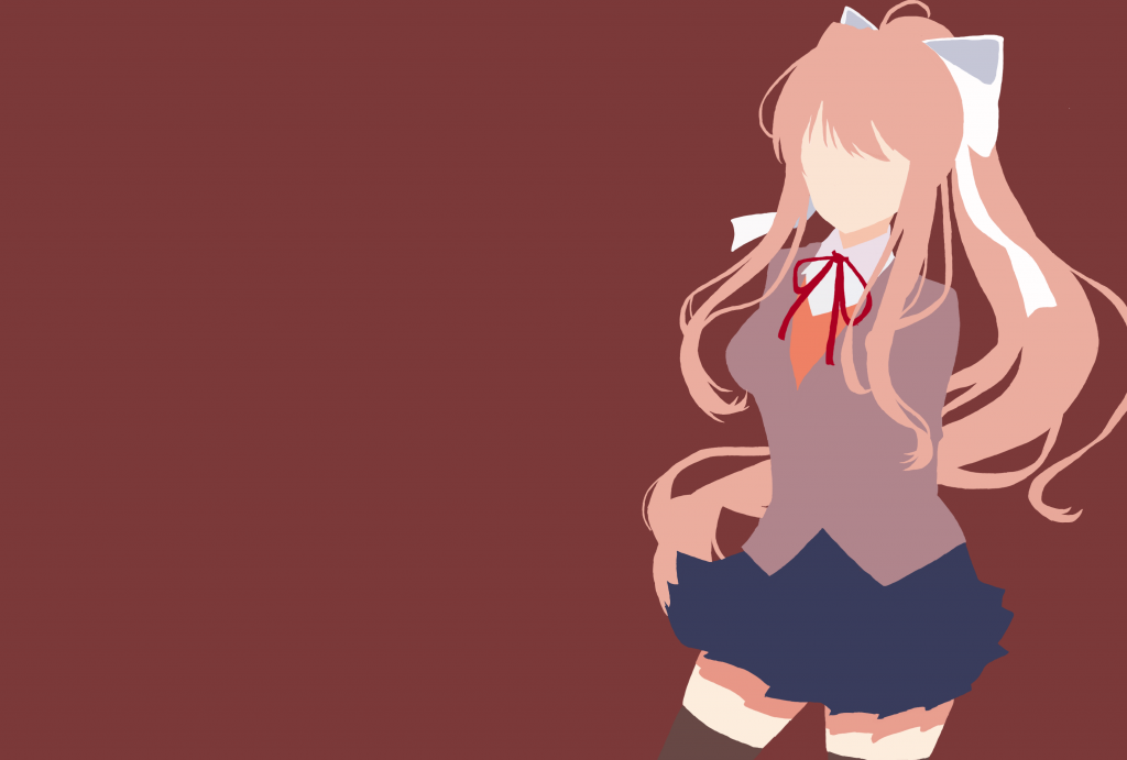 Doki Doki Literature Club! Wallpaper