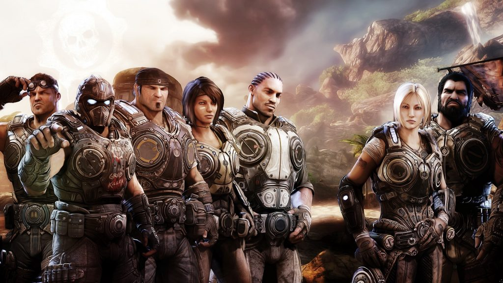 Gears Of War 3 Wallpapers, Pictures, Images