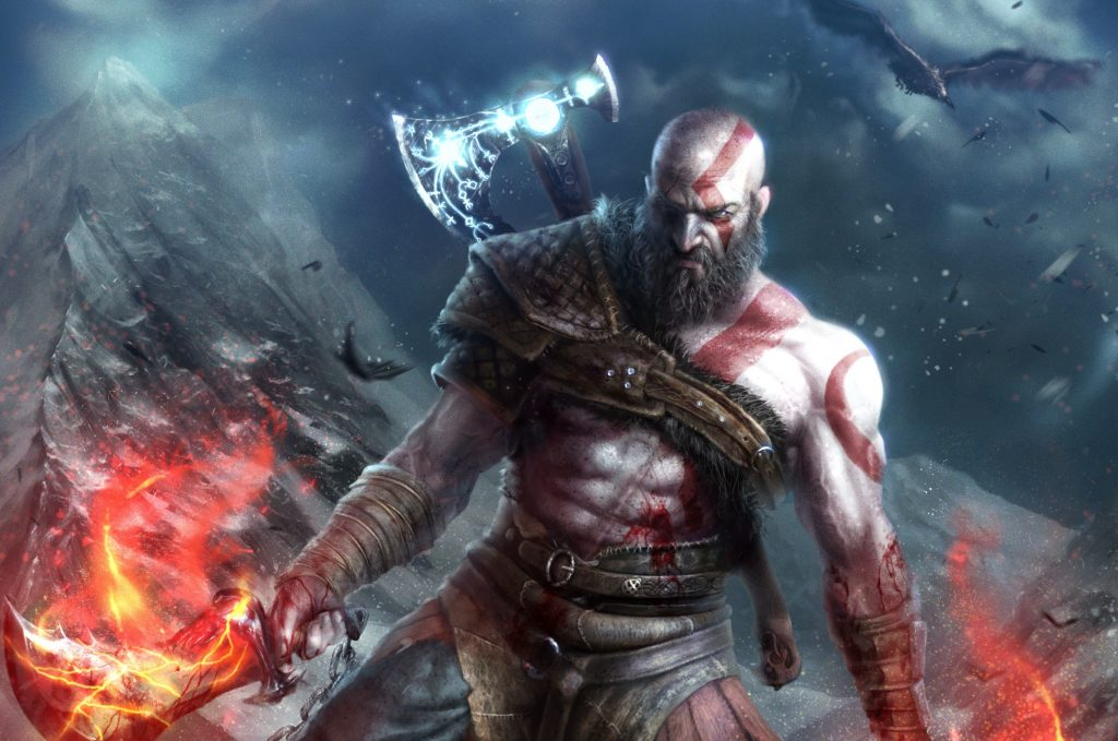God of War (2018) Wallpaper