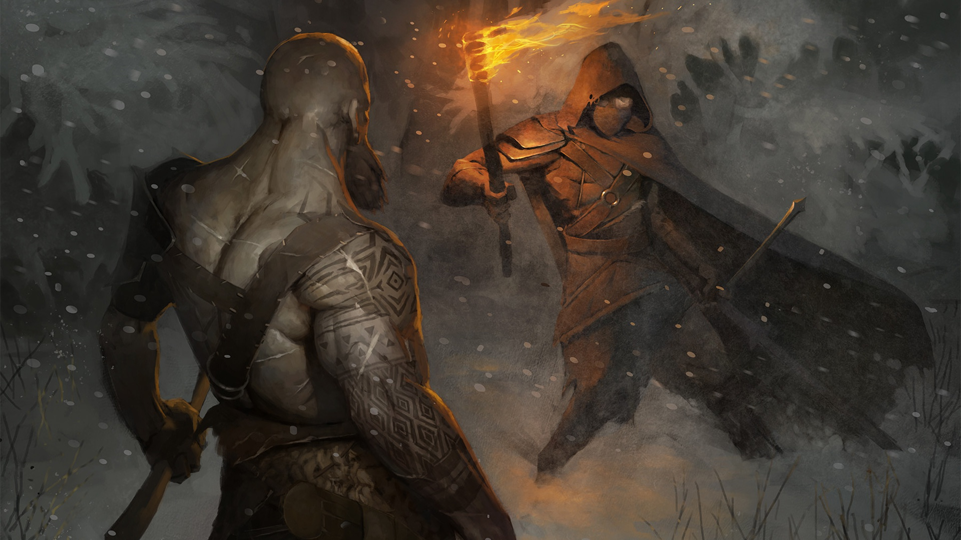 God Of War 2018 Wallpapers Pictures Images