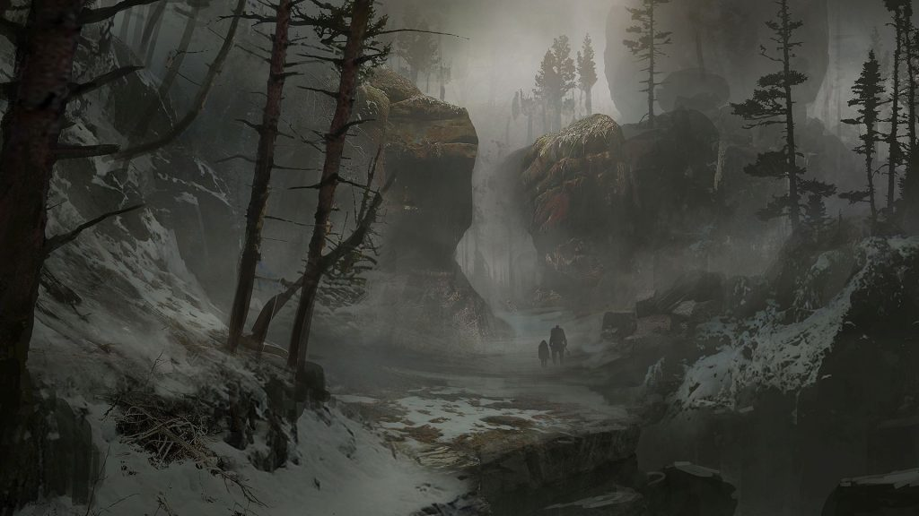 God of War (2018) Full HD Wallpaper