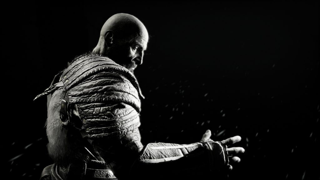 God of War (2018) 4K UHD Wallpaper