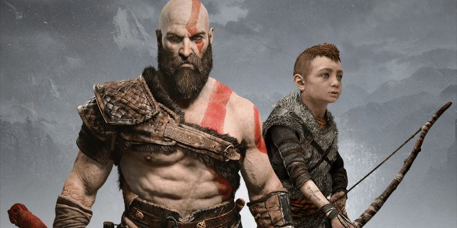 God of War (2018) Wallpapers