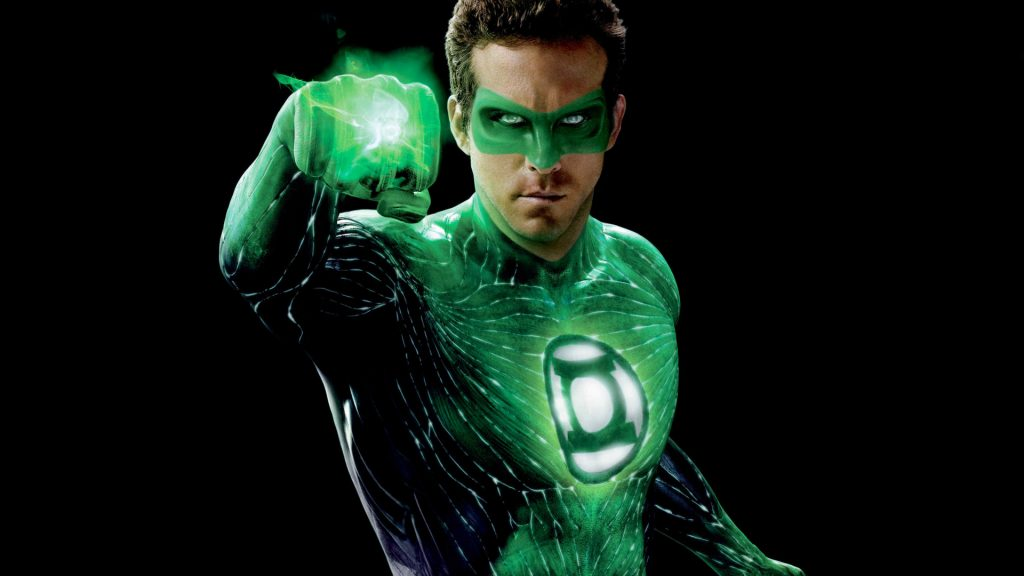 Green Lantern Full HD Wallpaper