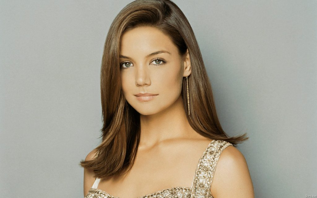 Katie Holmes HD Widescreen Wallpaper
