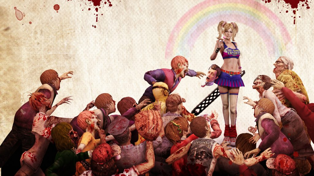 Lollipop Chainsaw Full HD Wallpaper