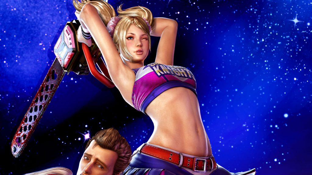 Lollipop Chainsaw Quad HD Wallpaper