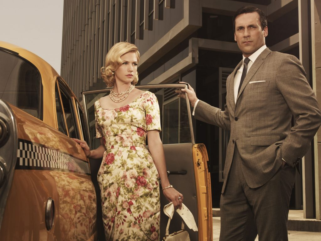 Mad Men HD Background
